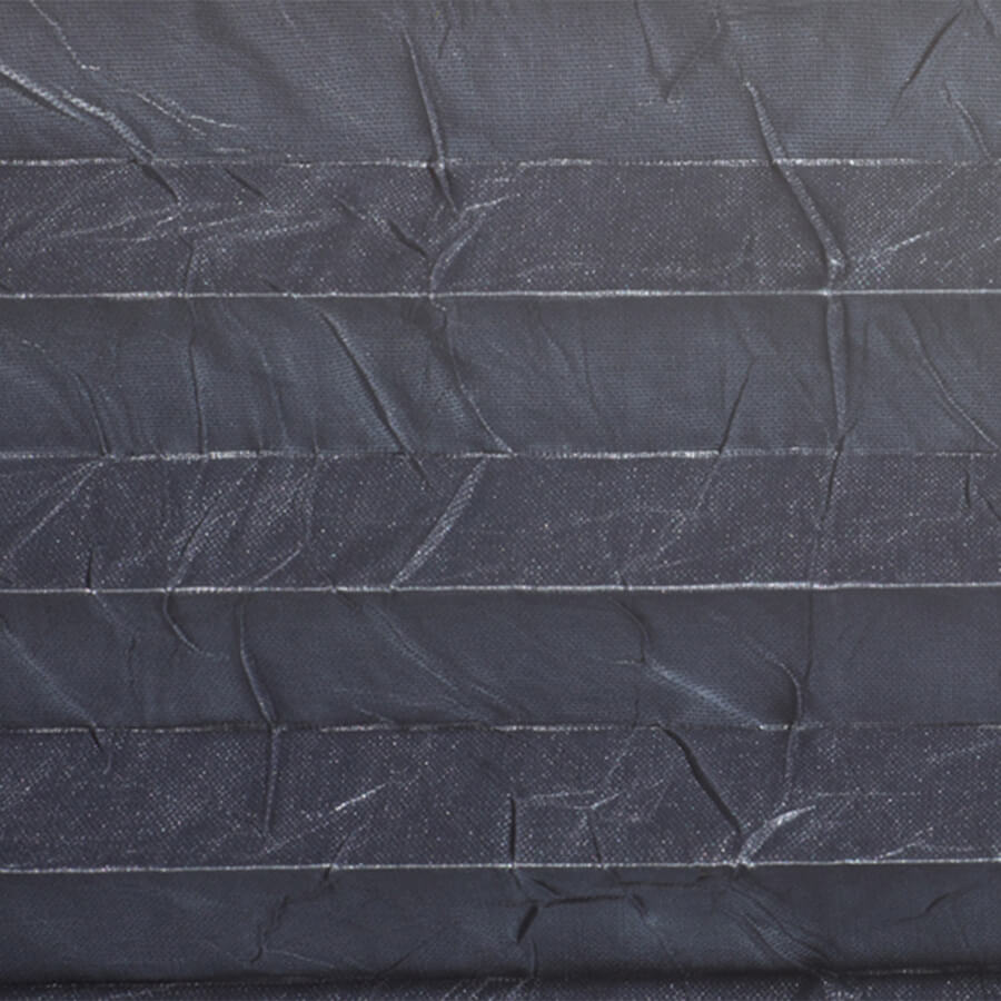 Plissé Exclusief 720119, transparantie 1% verduisterend 99% – grijs metallic – vanaf €75,-