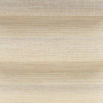 Koepel plisségordijn beige geweven 720162 - Plisségordijn beige geweven 720162