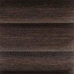 Plisségordijn grijs bruin geweven 720170