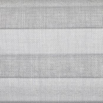 Koepel plisségordijn wit geweven 730002 - Plisségordijn wit geweven 730002