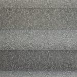 Plisségordijn zilver 730009