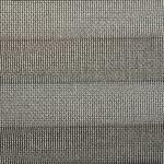Koepel plisségordijn grijs glans 730011 - Plisségordijn grijs glans 730011