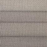 Koepel plisségordijn grijs 730012 - Plisségordijn grijs 730012