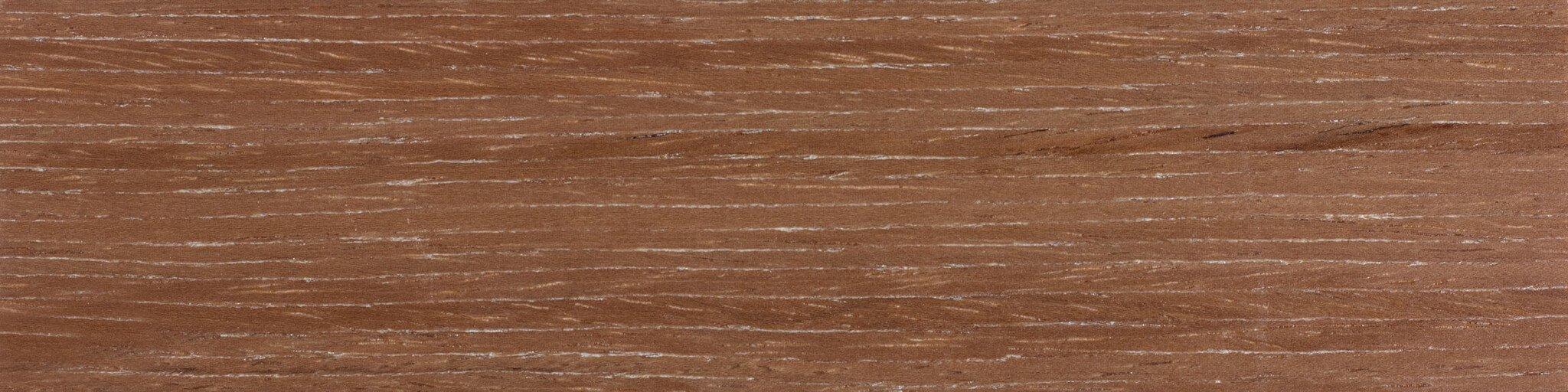 Houten jaloezie 'Plus' 301622 – Rustiek hout – Fossiel – Max 2400 mm breed