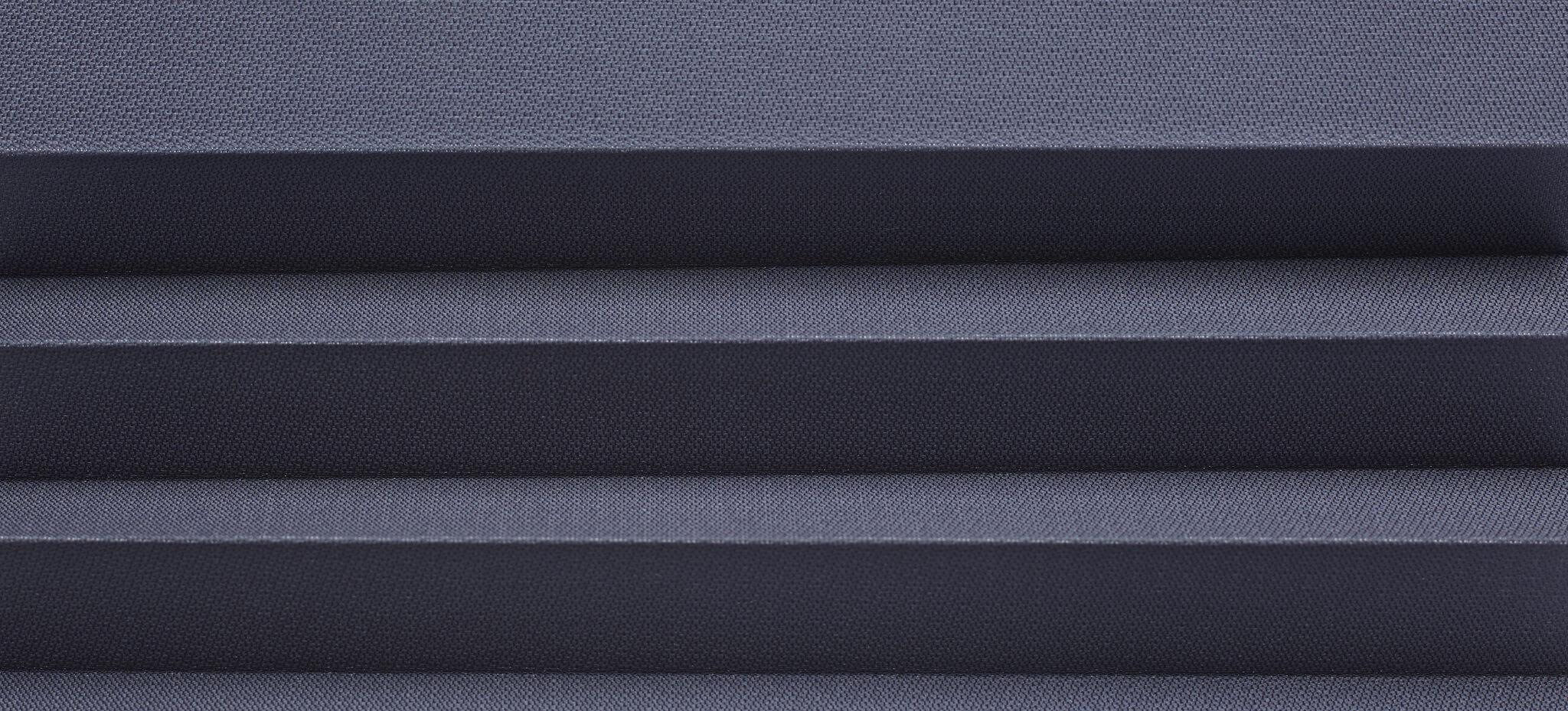 Plissé 'Verduisterend' 720190 – grijsblauw – vanaf €83,-
