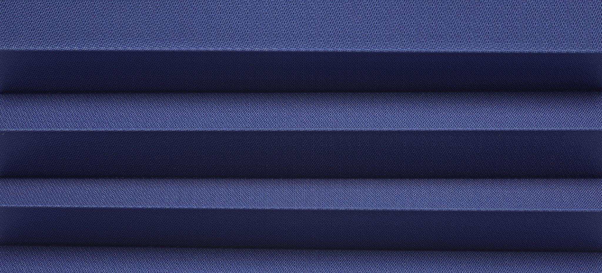 Plissé 'Verduisterend' 720196 – blauw – vanaf €83,-