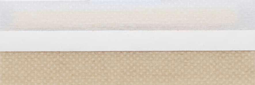 Honingraat plissé Basic 720043, reflectie 45%, transparantie 38%, absorptie 17% – lichtbeige