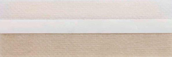 Koepel honingraat plisségordijn beige 720047 - Honingraat plisségordijn beige 720047 - Honingraat plissé Basic 720047, reflectie 47%, transparantie 36%, absorptie 17% - beige