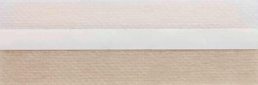 Honingraat plissé Basic 720047, reflectie 47%, transparantie 36%, absorptie 17% – beige