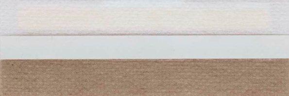 Koepel honingraat plisségordijn lichtbruin 720057 - Honingraat plisségordijn lichtbruin 720057 - Honingraat plissé Basic 720057, reflectie 41%, transparantie 33%, absorptie 26% - lichtbruin