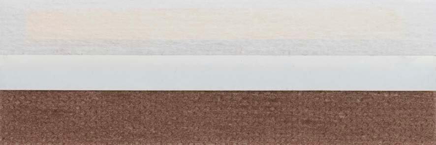 Honingraat plissé Basic 720124, reflectie 43%, transparantie 19%, absorptie 38% – bruin