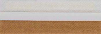 Koepel honingraat plisségordijn bruin 720125 - Honingraat plisségordijn bruin 720125 - Honingraat plissé Basic 720125, reflectie 46%, transparantie 28%, absorptie 26% - bruin