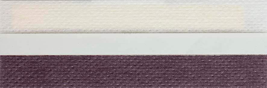 Honingraat plissé Basic 720128, reflectie 39%, transparantie 20%, absorptie 41% – paars