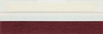 Koepel honingraat plisségordijn aubergine paars 720129 - Honingraat plisségordijn aubergine paars 720129 - Honingraat plissé Basic 720129, reflectie 39%, transparantie 15%, absorptie 46% - aubergine