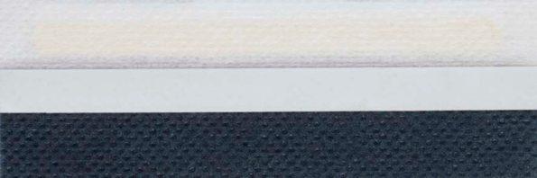Koepel honingraat plisségordijn donkerblauw 720131 - Honingraat plisségordijn donkerblauw 720131 - Honingraat plissé Basic 720131, reflectie 43%, transparantie 10%, absorptie 47% - blauw