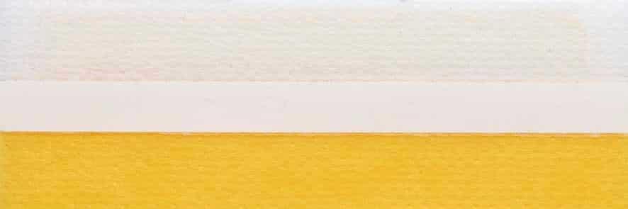 Honingraat plissé Basic 720132, reflectie 53%, transparantie 31%, absorptie 16% – geel