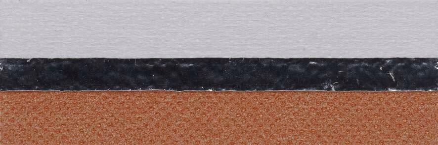 Honingraat plissé Extra 720143, reflectie 67%, transparantie 0%, absorptie 33% (verduisterend) – oranjebruin