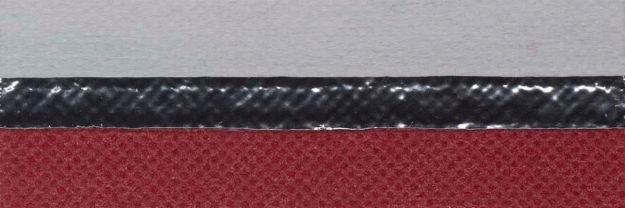 Honingraat plissé Extra 720147, reflectie 67%, transparantie 0%, absorptie 33% (verduisterend) – warm rood
