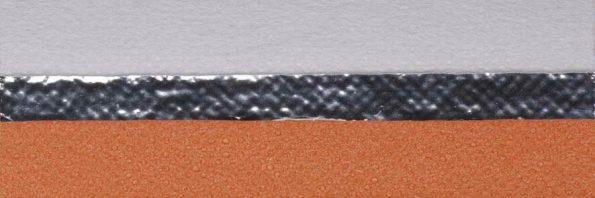 Koepel honingraat plisségordijn oranje verduisterend 720150 - Honingraat plisségordijn verduisterend oranje 720150 - Honingraat plissé Extra 720150, reflectie 67%, transparantie 0%, absorptie 33% (verduisterend) - oranje