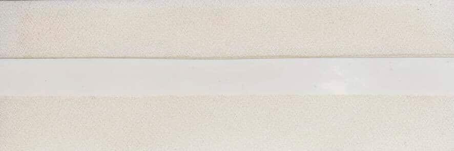 Honingraat plissé Plus 720406, reflectie 55%, transparantie 22%, absorptie 23% – gebroken wit – meest gekozen