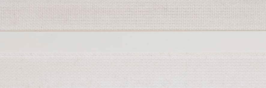 Honingraat plissé Exclusief 720413, reflectie 56%, transparantie 26%, absorptie 18% – gebroken wit – meest gekozen