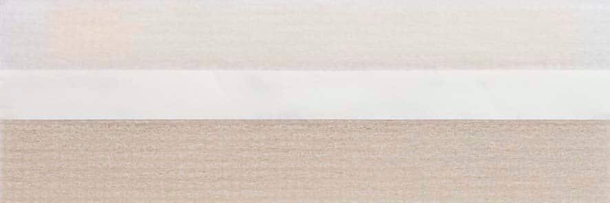 Honingraat plissé Basic 720422, reflectie 57%, transparantie 31%, absorptie 12% – creme