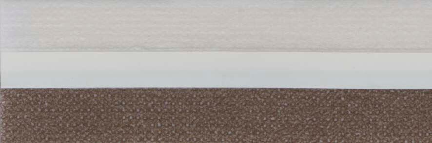 Honingraat plissé Basic 720423, reflectie 44%, transparantie 24%, absorptie 32% – bruin