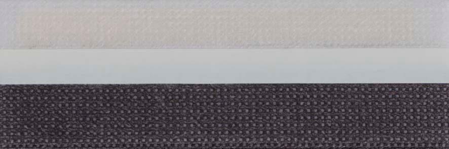 Honingraat plissé Basic 720424, reflectie 40%, transparantie 10%, absorptie 50% – (paars)grijs