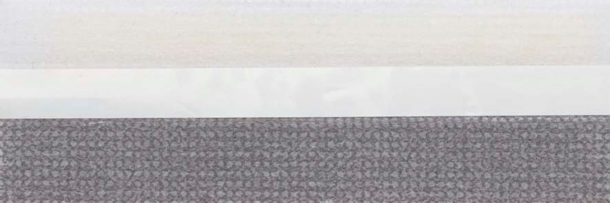 Honingraat plissé Basic 720427, reflectie 44%, transparantie 24%, absorptie 32% – grijs