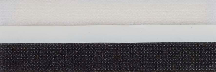 Honingraat plissé Basic 720428, reflectie 40%, transparantie 10%, absorptie 50% – zwart