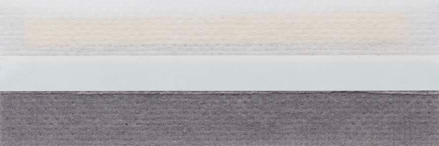 Honingraat plissé Basic 720430, reflectie 48%, transparantie 28%, absorptie 24% – grijs