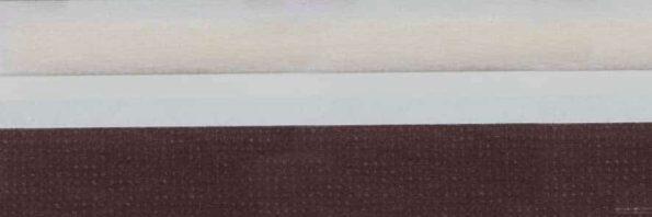 Koepel honingraat plisségordijn donkerbruin 720439 - Honingraat plisségordijn donkerbruin 720439 - Honingraat plissé Budget 720439, reflectie 31%, transparantie 10%, absorptie 59% - bruin