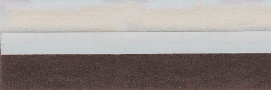 Honingraat plissé Budget 720440, reflectie 31%, transparantie 10%, absorptie 59% – bruin