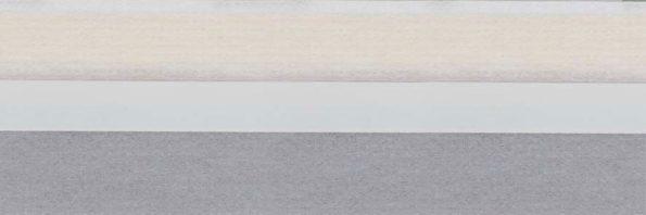 Koepel honingraat plisségordijn lichtgrijs 720443 - Honingraat plisségordijn lichtgrijs 720443 - Honingraat plissé Budget 720443, reflectie 53%, transparantie 23%, absorptie 24% - grijs - meest gekozen