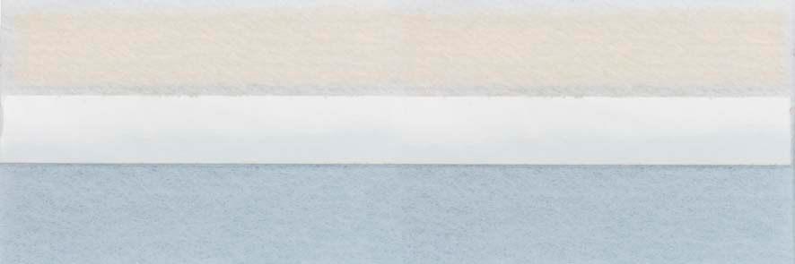 Honingraat plissé Budget 720444, reflectie 55%, transparantie 31%, absorptie 14% – lichtblauw