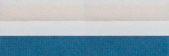 Koepel honingraat plisségordijn turquoise 720445 - Honingraat plisségordijn turquoise 720445 - Honingraat plissé Budget 720445, reflectie 40%, transparantie 16%, absorptie 44% - turquoise
