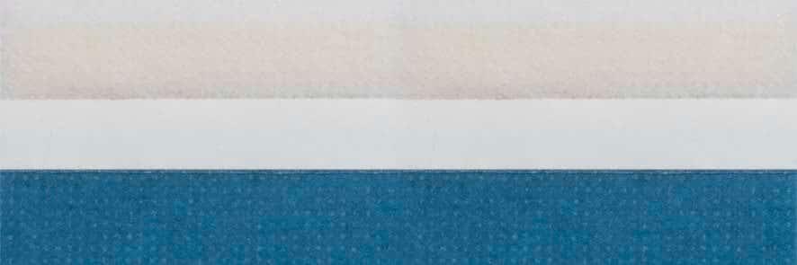 Honingraat plissé Budget 720445, reflectie 40%, transparantie 16%, absorptie 44% – turquoise