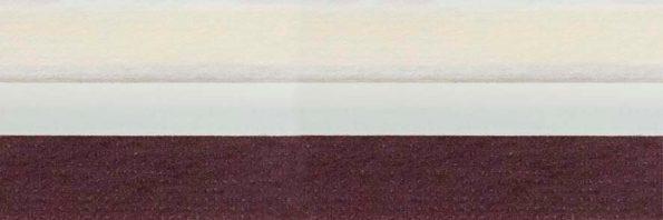 Koepel honingraat plisségordijn paars 720447 - Honingraat plisségordijn paars 720447 - Honingraat plissé Budget 720447, reflectie 31%, transparantie 10%, absorptie 59% - paars