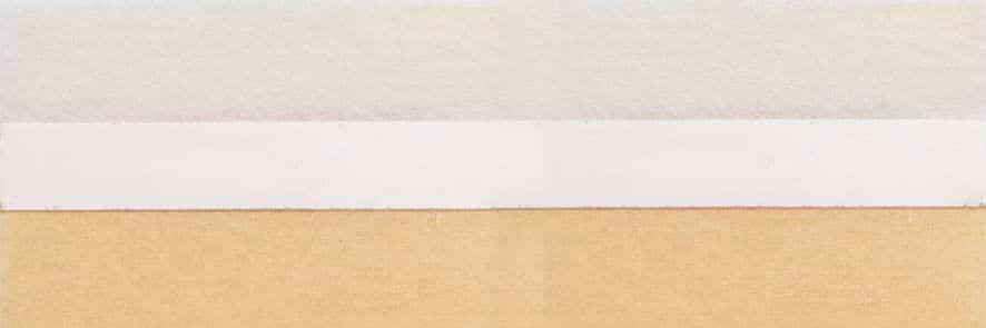 Honingraat plissé Budget 720452, reflectie 53%, transparantie 23%, absorptie 24% – oranje/geel