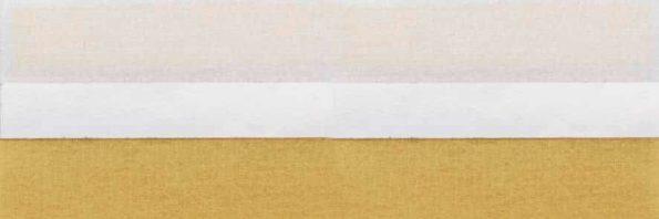 Koepel honingraat plisségordijn geel 720453 - Honingraat plisségordijn geel 720453 - Honingraat plissé Budget 720453, reflectie 48%, transparantie 17%, absorptie 35% - geel