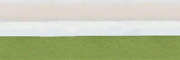 Koepel honingraat plisségordijn groen 720454 - Honingraat plisségordijn groen 720454 - Honingraat plissé Budget 720454, reflectie 40%, transparantie 16%, absorptie 44% - groen