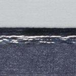 Koepel honingraat plisségordijn donkerblauw verduisterend 720467 - Honingraat plisségordijn donkerblauw verduisterend 720467 - Honingraat plissé Plus 720467, reflectie 71%, transparantie 0%, absorptie 29% (verduisterend) - blauw