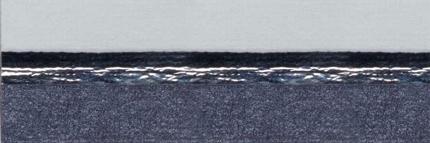 Honingraat plissé Plus 720467, reflectie 71%, transparantie 0%, absorptie 29% (verduisterend) – blauw
