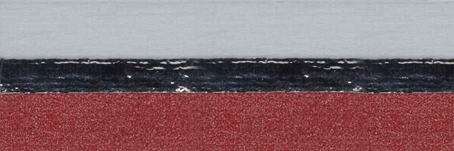Honingraat plissé Plus 720469, reflectie 71%, transparantie 0%, absorptie 29% (verduisterend) – warm rood