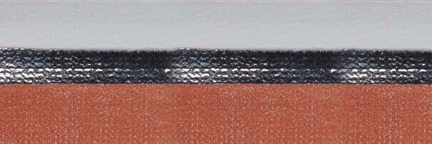 Honingraat plissé Plus 720470, reflectie 71%, transparantie 0%, absorptie 29% (verduisterend) – oranjebruin