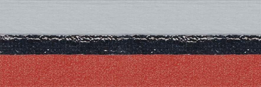 Honingraat plissé Plus 720471, reflectie 71%, transparantie 0%, absorptie 29% (verduisterend) – lichtrood