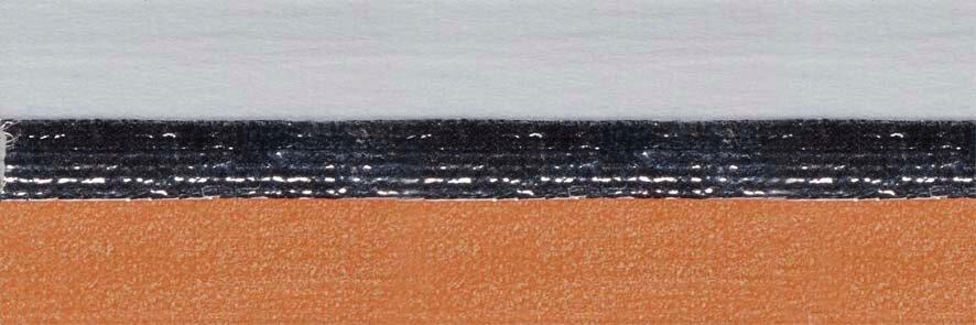 Honingraat plissé Plus 720472, reflectie 71%, transparantie 0%, absorptie 29% (verduisterend) – oranje