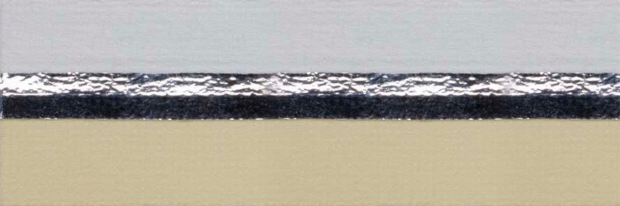 Honingraat plissé Plus 720473, reflectie 71%, transparantie 0%, absorptie 29% (verduisterend) – geel