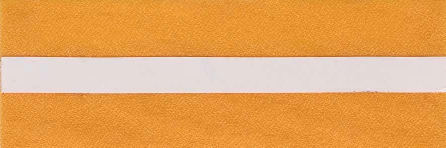 Honingraat plissé Plus 720476, reflectie 36%, transparantie 12%, absorptie 52% – oranje