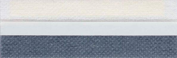 Koepel honingraat plisségordijn grijsblauw brandvertragend 731003 - Honingraat plisségordijn grijsblauw brandvertragend 731003 - Honingraat plissé Extra 731003, reflectie 41%, transparantie 27%, absorptie 32% (brandvertragend) - grijsblauw